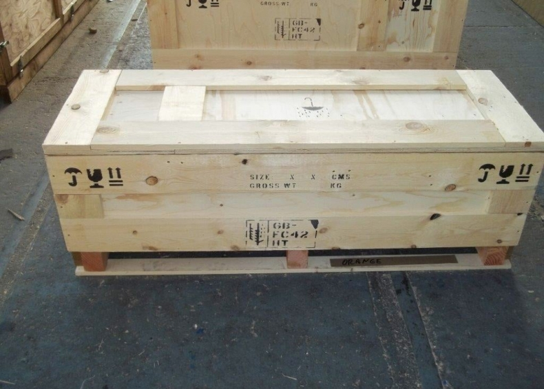 ABB rack component packing outer case